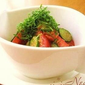 goma-tomato-kyuri-salad
