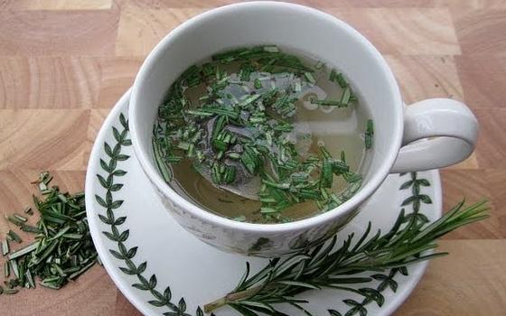 rosemary-tea