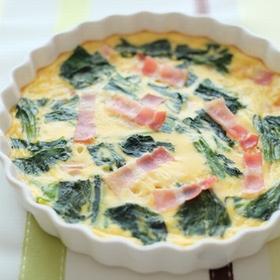 spinach-bacon-quiche