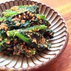 spinach-gomaae