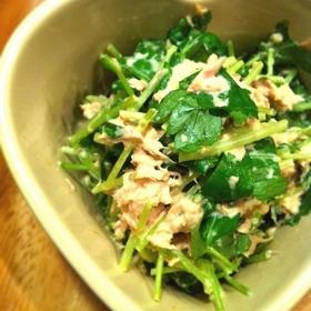 ginger-tuna-mitsuba