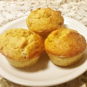 soy-flour-muffin