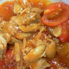 chicken-tomato