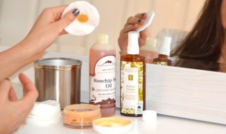 skin-care-with-essential-oi