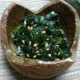 celery-leaves-tsukudani