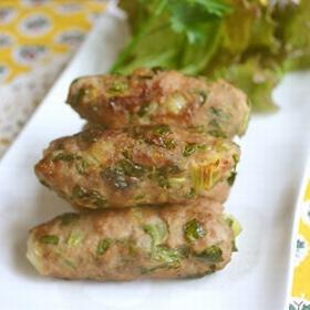 celery-pork-mince-fried