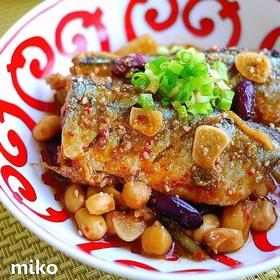 korean-sanma-soy-stewed