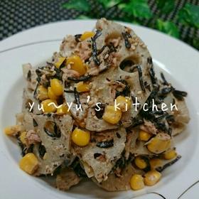 renkon-hijiki-tuna-salad
